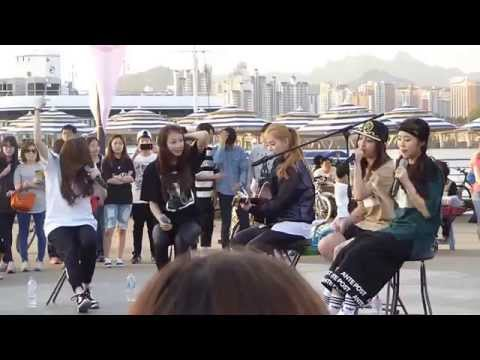 240515 #2 The Ark (디아크) - Acoustic medley - Yeouido Hangang Park 버스킹