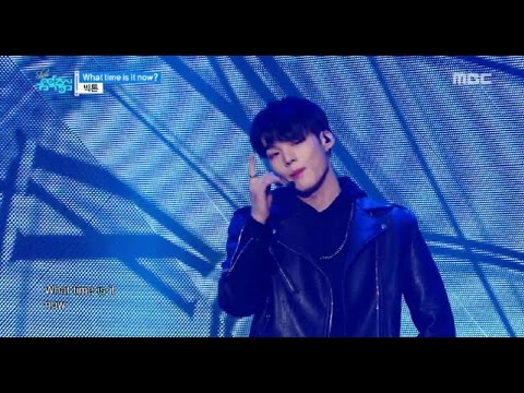 [HOT] VICTON - What time is it now?, 빅톤 - 왓 타임 이즈 잇 나우? Show Music core 20161217
