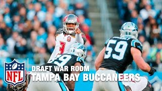 Buccaneers 2016 NFL Draft War Room | Path To The Draft | NFL Network