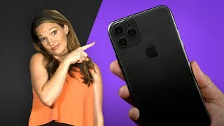 The iPhone 11 camera bump may have a silver lining