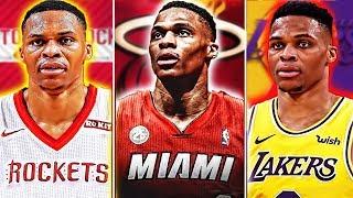 5 Russell Westbrook TRADE Scenarios 2019 - Russell Westbrook to Miami Heat Trade?