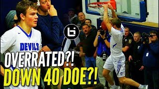 """""""OVERRATED?! Down 40?! Mac McClung SHUTS UP the Haters!"""