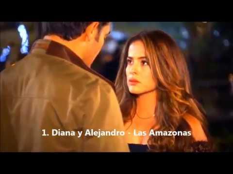 Los Mejores Besos De Telenovelas - 2016 ♡