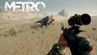 Metro Exodus: Valve Sniper Rifle Gameplay