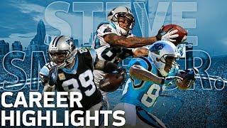 Steve Smith's ICE COLD Career Highlights!   NFL Legends