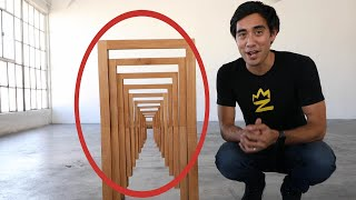 Furniture Optical Illusions - Zach King Magic