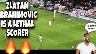NBA FAN FIRST TIME REACTING TO...…Zlatan Ibrahimovic ● Craziest Skills Ever ● Impossible Goals