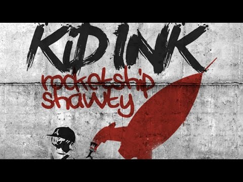 Kid Ink - Rocketshipshawty (Full Mixtape)