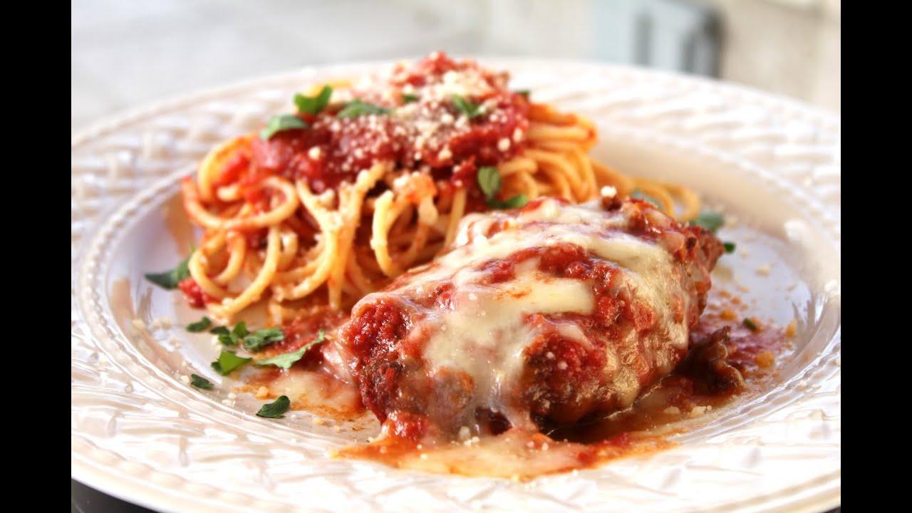 Comment faire du poulet Parmigiana ?
