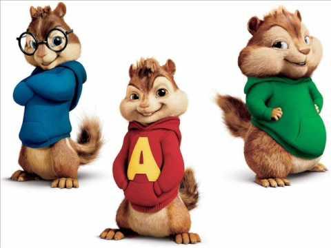 Alvin y las ardillas Un Angel Llora