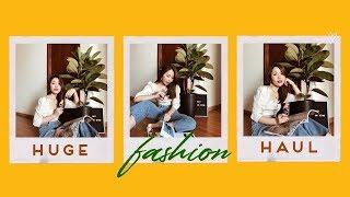 Gu chọn áo quần của thím Phương ✌🏼| HUGE FASHUN TRY-ON HAUL | Letsplaymakeup