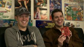 Game Controllers! with James Rolfe & Mike Matei