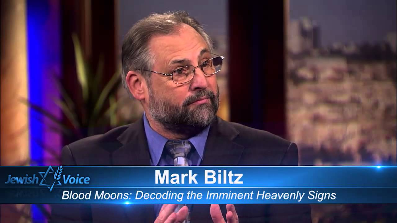 Pastor Mark Biltz - Blood Moons: Decoding the Imminent ...