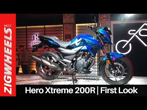 Hero Xtreme 200R: First Look