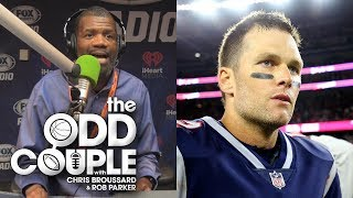 Rob Parker - Tom Brady Will NOT be on the Patriots Next Year