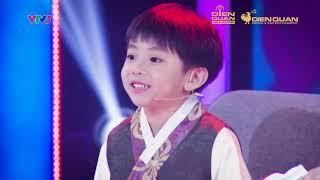 Soái ca nhí Hàn Quốc khiến Trấn Thành, ST phải rụng tim vì quá cute và lém lỉnh