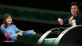 Dương Lê Bảo Lâm Siêu Xàm Vượt Qua 10 Câu Hỏi Nhảm Của Nhanh Như Chớp | Hài Trường Giang 2018