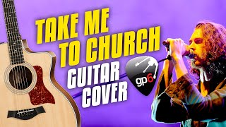 Hozier - Take Me To Church. Fingerstyle Guitar Cover. Free Guitar Tabs