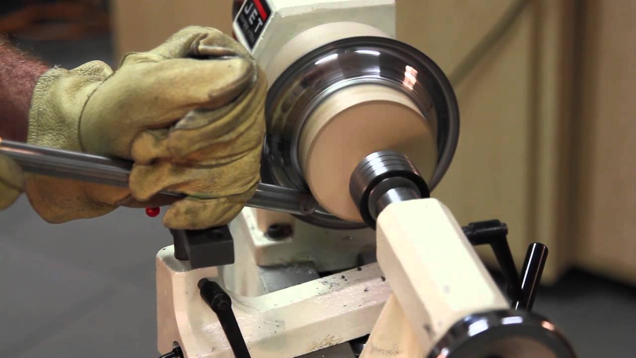 Metal Spinning A Bowl On A Lathe Youtube