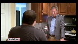 """""""Oh my god, I did not know I sent that, eww""""; Chris Hansen: """"Eww is right"""""""
