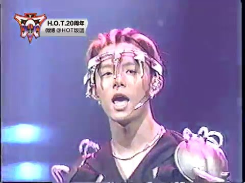 H.O.T 에이치오티  Wolf And Sheep늑대와 양 2th Comeback showTV live  version  The second version 19970704 Chin