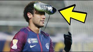 7 Neymar Movements That Shocked Everyone in Football