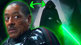 Why Moff Gideon Was SCARED and Recognized Luke Skywalker! - Star Wars Explained