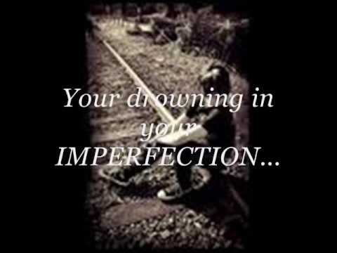Skillet - Imperfection {Lyrics on screen}