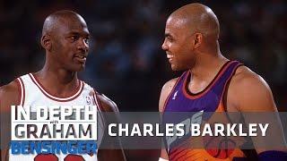Charles Barkley: Michael Jordan doesn't like me anymore