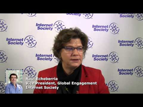 Kathy Brown on Internet governance: Governing Ourselves on the Internet