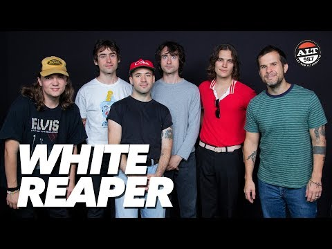 White Reaper Says Their New Album Is Finished + Band Misconceptions, Touring & More