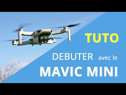 video DJI Mavic Mini