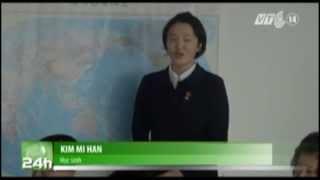 VTC14_Cận cảnh trường học tại Triều Tiên