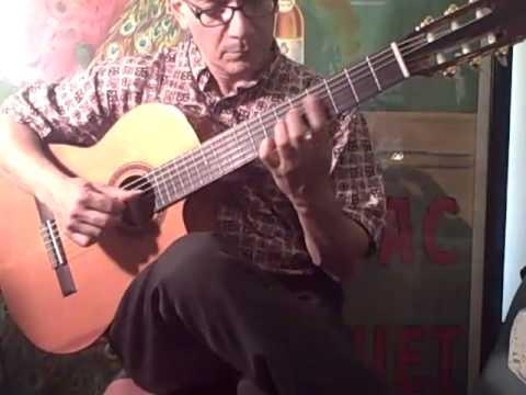 Eran Cien Ovejas guitarra sola Compositor Juan Romero