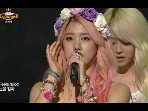 SPICA - Tonight, 스피카 - 투나잇, Show Champion 20130904