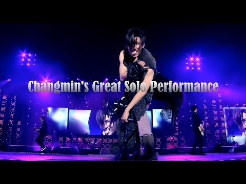 Changmin's Great Solo Performance