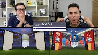 AN ICON IN A DISCARD PACK CHALLENGE!!! Fifa 18 World Cup Guess Who