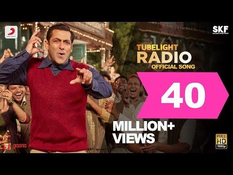 Tubelight - RADIO SONG - Salman Khan - Pritam - Kamaal Khan - Kabir Khan - OFFICIAL VIDEO
