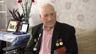 Омский военный снайпер, ветеран ВОВ, Дмитрий Мелёхин рассказал, как охранял Жукова в Берлине