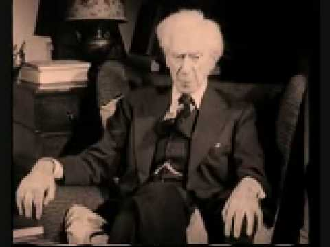 Bertrand Russell BBC Interview