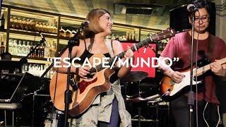 "Keiko Necesario - ""Escape/Mundo""  (a Keiko/IV of Spades mashup) Live on Stages Sessions"