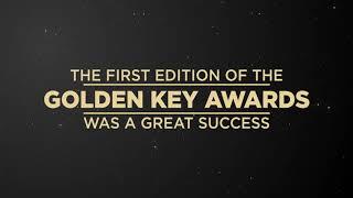 Golden Key Awards 2019 Moments