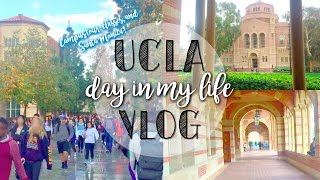 Day In My Life at UCLA! ♡ Campus Tour, Classes, ICE & Santa Monica Pier