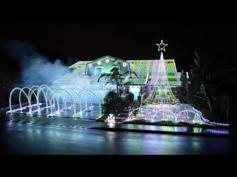 We Wish You A Merry Christmas by DJ Dobo - Fountain Valley Christmas 2012 - by DeversDreamWeavers