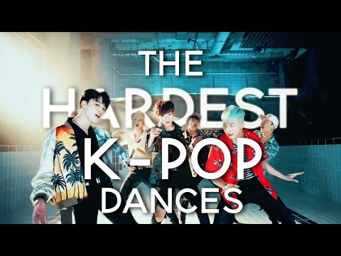 THE HARDEST K-POP DANCES (BOYS Ver.)