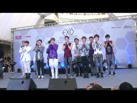 EXO_Thailand Promotion_Highlight Clip