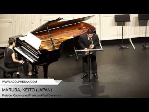 Dinant 2014 - Maruba, Keito - Prelude, Cadence et Finale by Alfred Desenclos