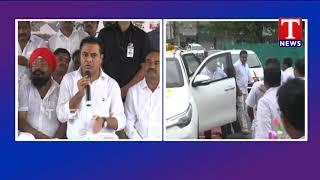 Minister KTR Speech | Slams Congress | Rahul Telangana Tour | T News Telugu