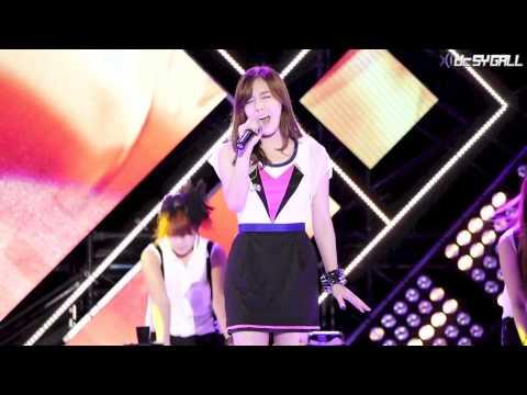Taeyeon's best live singing cuts - TTS