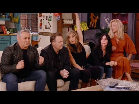 Friends: The Reunion - full trailer released